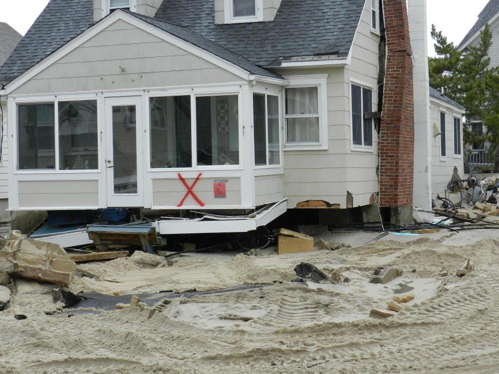 Normandy Beach, NJ, After Hurricane Sandy (5/6)